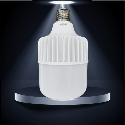 Bóng đèn led trụ, đèn led giá rẻ, đèn búp trụ, đèn led chính hãng TN80-20W-100W