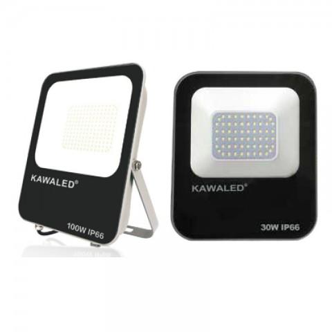 Đèn pha led, đèn pha led công suất lớn siêu sáng, đèn pha chiếu sáng ngoài trời giá rẻ FL2-30W-200W