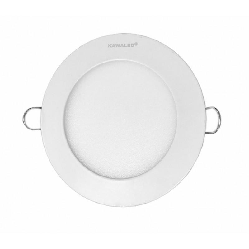 ĐÈN LED MỎNG TRÒN 1 MÀU DL108-9W-T/V/TT