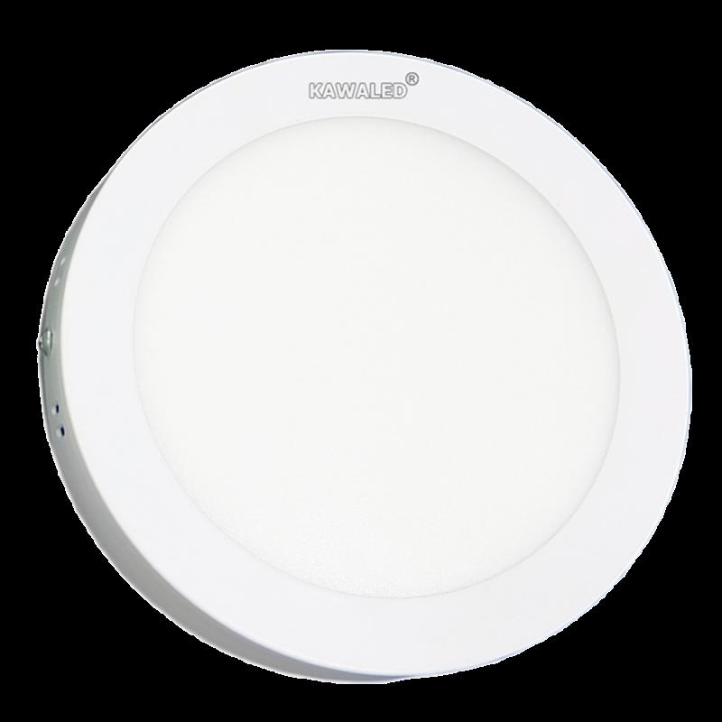 ĐÈN LED NỔI TRẦN TRÒN 1 MÀU NT225-18W-T/V/TT