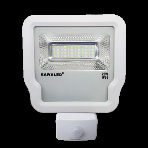 Đèn pha led cảm ứng hồng ngoại cao cấp FL1S-20W