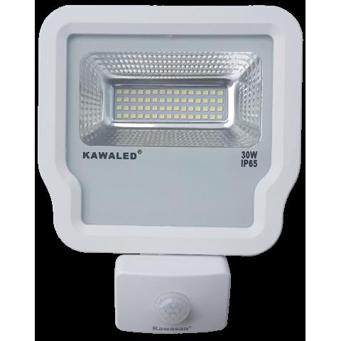 Đèn pha led cảm ứng hồng ngoại cao cấp FL1S-30W