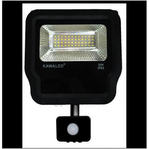 Đèn pha led cảm ứng hồng ngoại cao cấp FL1B-FS23B-20w T/V