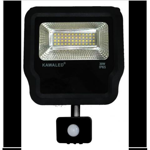 Đèn pha led cảm ứng hồng ngoại cao cấp FL1B-FS23B-30w T/V