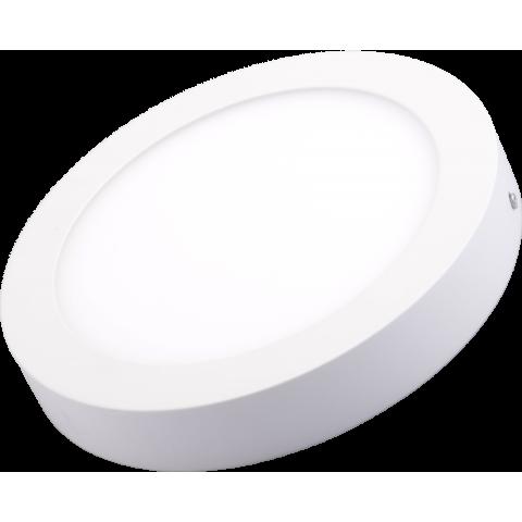 ĐÈN LED NỔI TRẦN TRÒN 1 MÀU  NT120-6W-T/V/TT