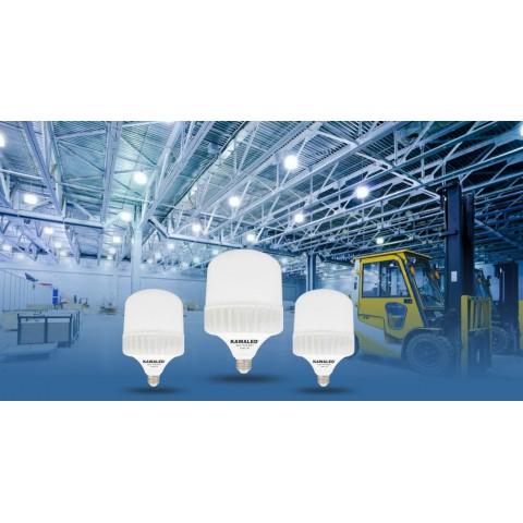 Bóng búp led, bóng đèn trụ, bóng đèn led trụ 20w 30w 40w 50w 100w TN80-20W-100W-03