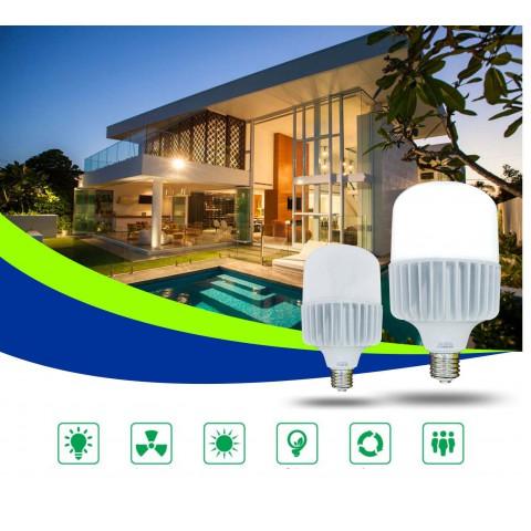 Bóng đèn led trụ, đèn led giá rẻ, mua nóng đèn led siêu sáng giá rẻ TN80-20W-100W-01