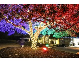 NHỮNG ƯU ĐIỂM CỦA ĐÈN LED PHA ĐỔI MÀU NGOÀI TRỜI CỦA KAWALED – FL30W-RGB